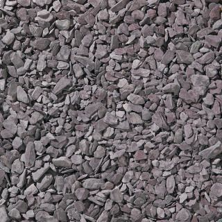 Plum Slate Chippings 20mm Bulk Bag Plum Slate Decorative Aggregates Block Paving Driveway
