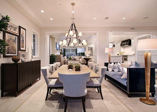ultimate california beach house with coastal interiors | home