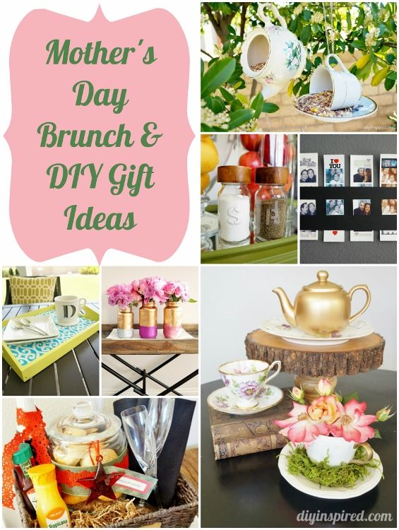 Mothers Day Brunch And Gift Ideas Crafty 2 The Corediy Galore