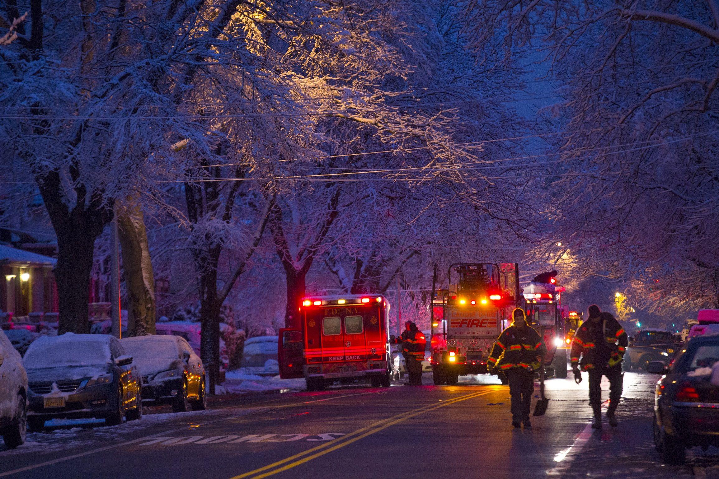 7 kids from Orthodox Jewish family killed in Brooklyn fire
