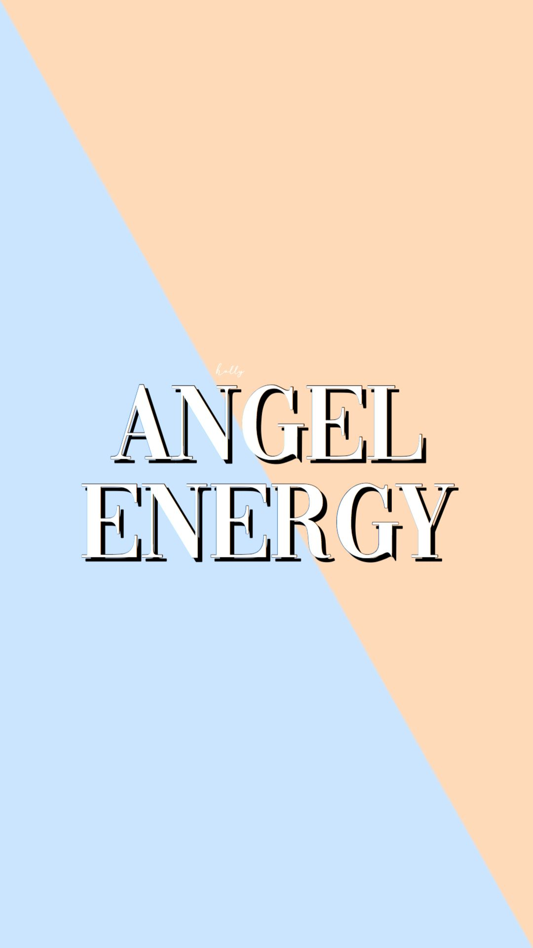 Background Angel Energy Wall Collage Cool Wallpaper Aesthetic Wallpapers