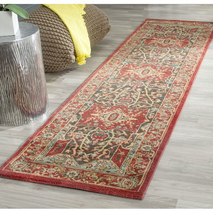 Beauchesne Red Burgundy Red Rug Red Runner Rug Area Rugs Red Area Rug
