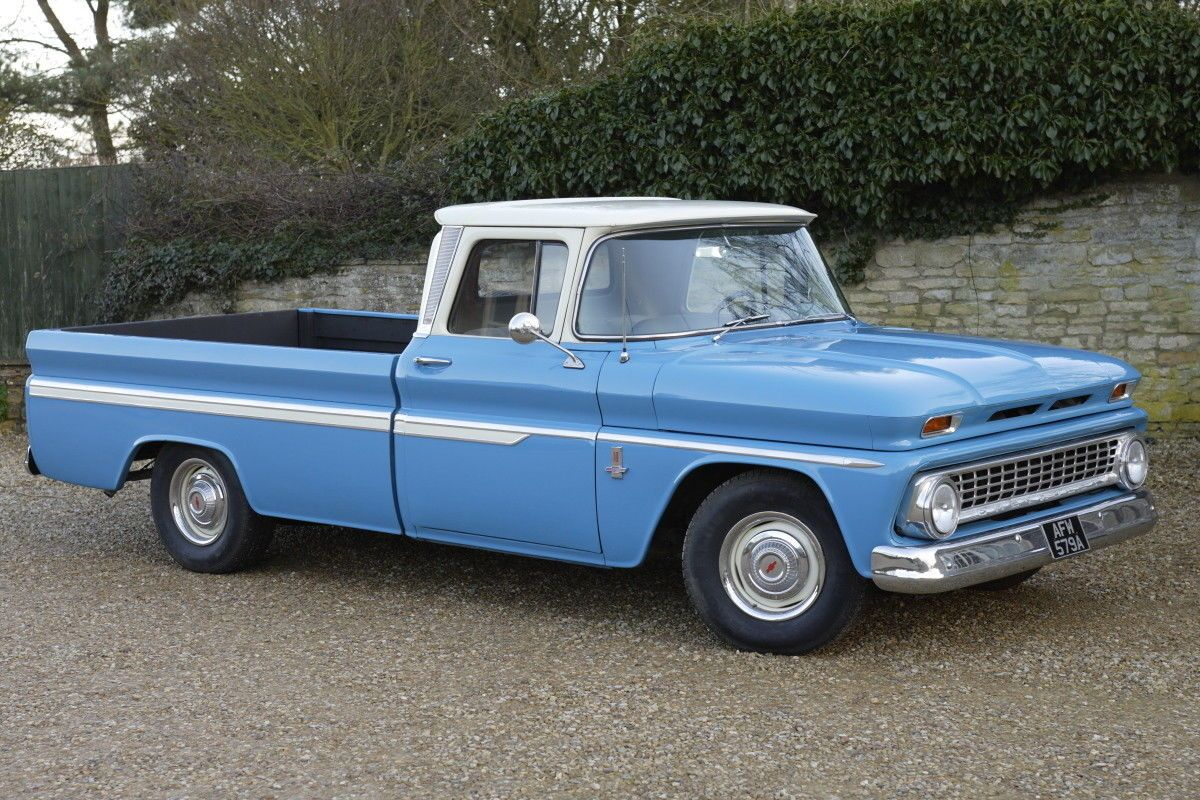 Ebay 1963 Chevrolet C10 Fleetside Truck Long Bed Superb Vehicle