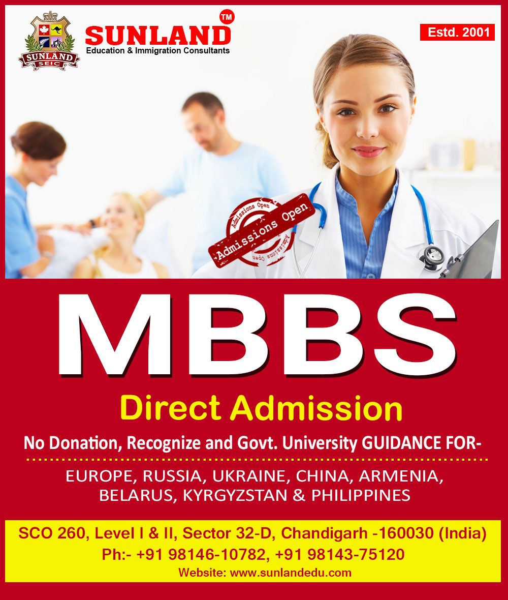 Sunland Education and Immigration Consultants MBBS Direct