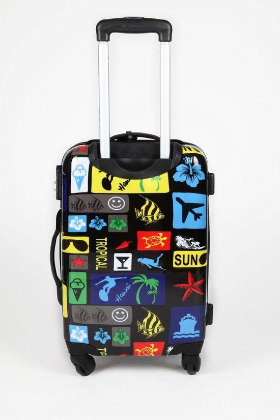Adventure Bags  - Handbagagekoffer -50 cm -Multi