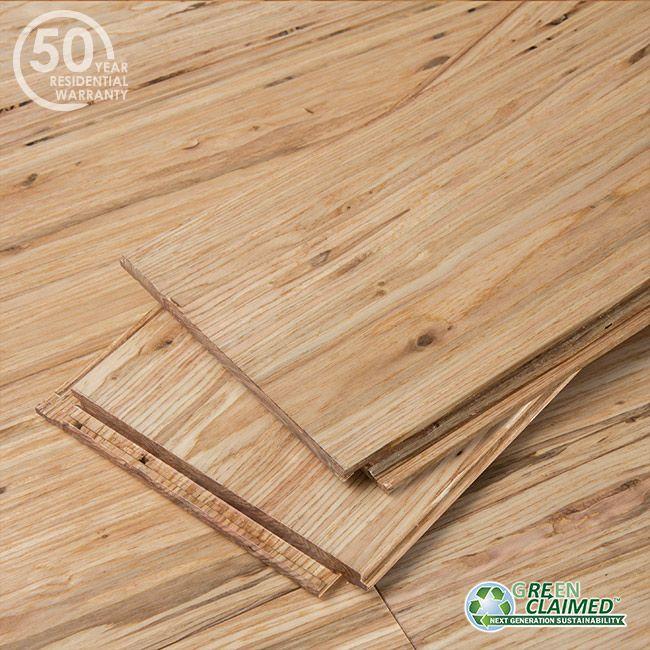 Natural Eucalyptus Hardwood Flooring By Cali Bamboo Wide Plank