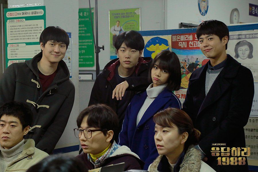 """Which """"Reply 1988"""" Stars Banked the Most CF Deals Gallery"""