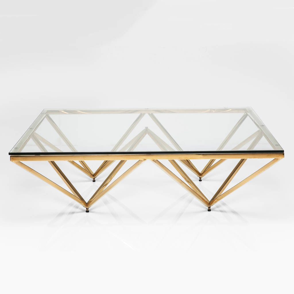 Art Deco Brass Square Glass Coffee Table By I Love Retro Square Glass Coffee Table Coffee Table Glass Coffee Table [ 1024 x 1024 Pixel ]