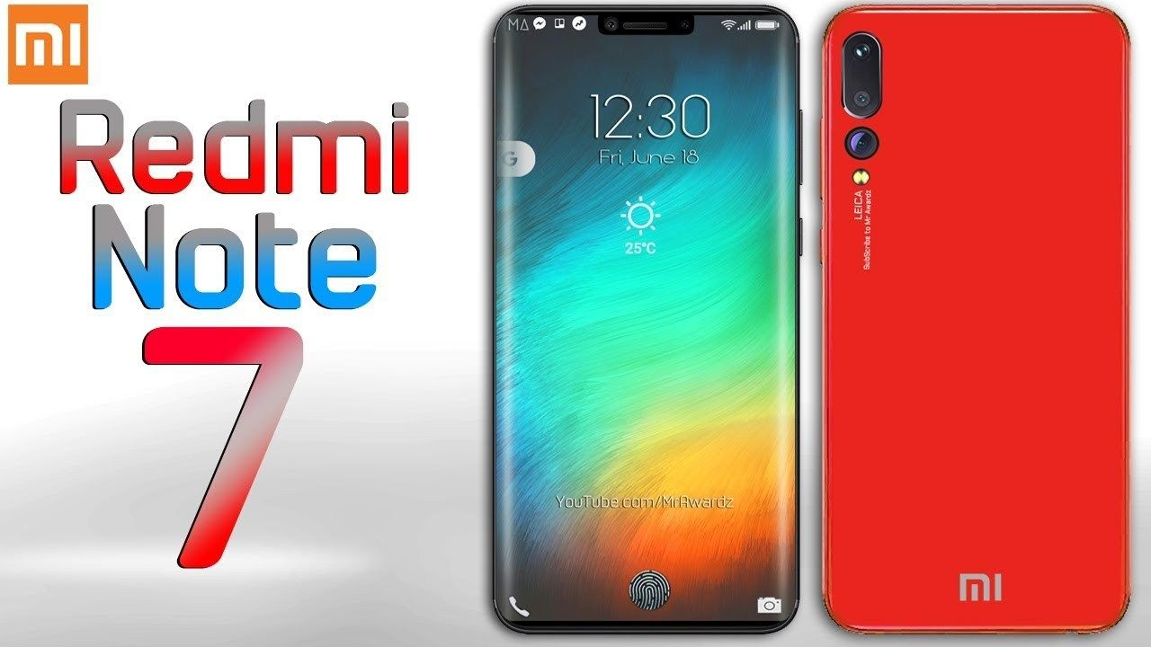 Xiaomi Redmi Note 7 Pro Goes On Sale Specifications Features And