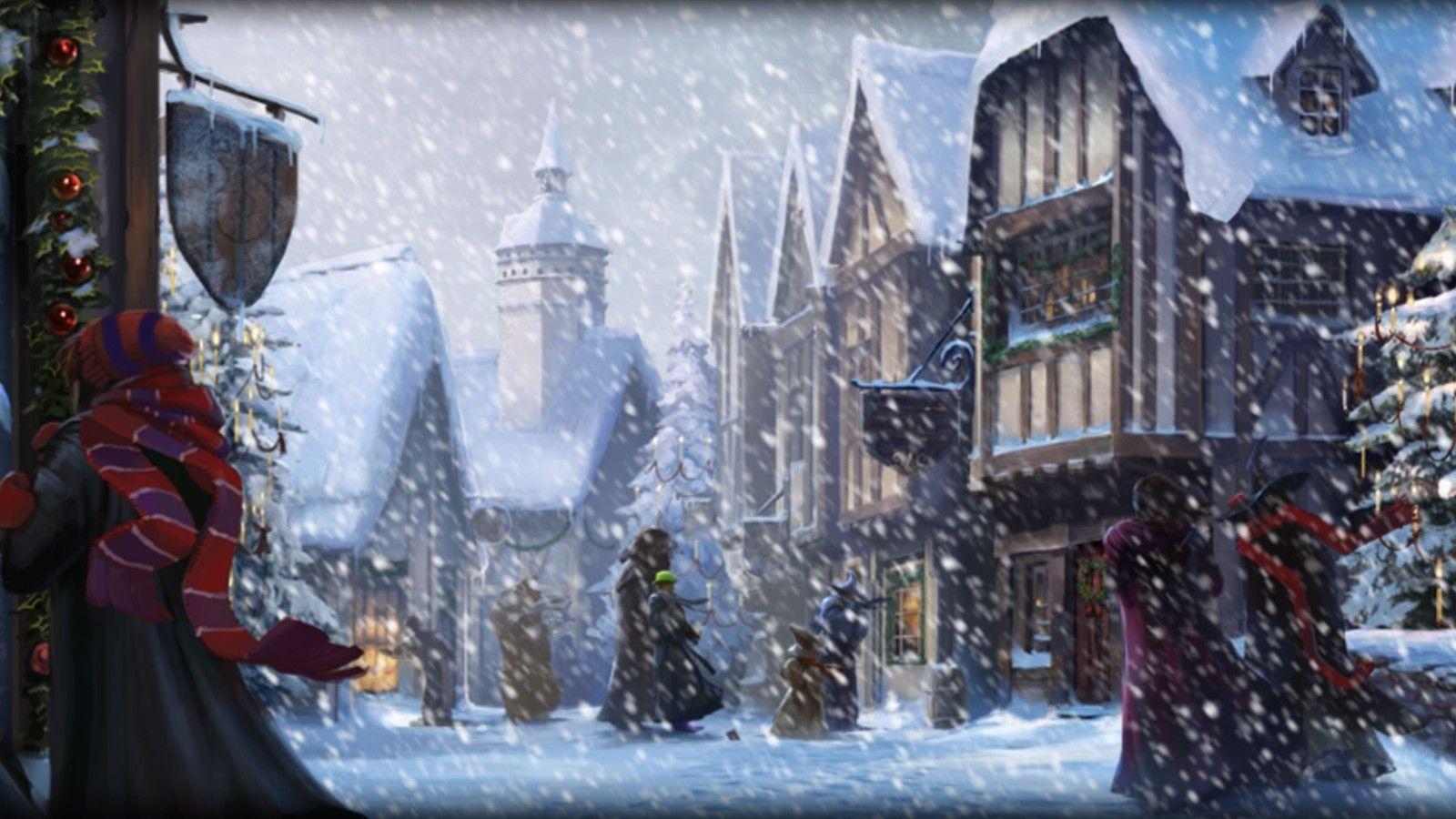 Best Wallpaper Harry Potter Christmas - 6168973052e20eedd36428c0809433d5  Pic_12723.jpg