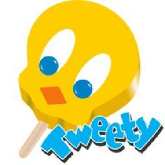 bugs bunny ice cream looney tunes tweety bird character ice cream