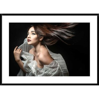 "Global Gallery 'Breezin' by Tuchi Imperial Framed Photographic Print Size: 30.1"" H x 42"" W x 1.5"" D"