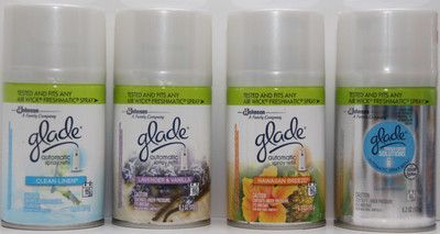 Glade Automatic Spray Refill Fits Air Wick Glade Freshmatic