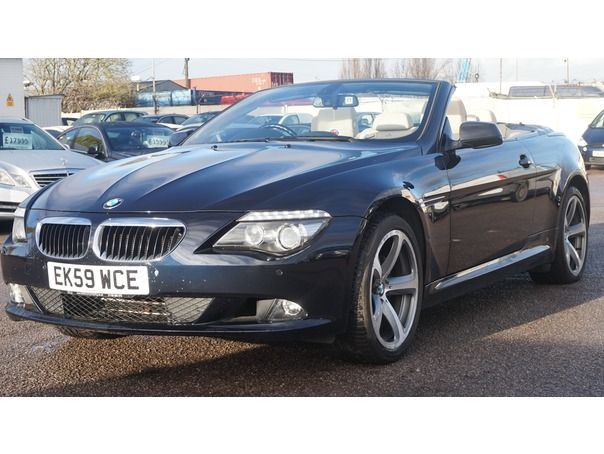 Bmw 630i Convertible Sport Auto Bmw Used Bmw Convertible