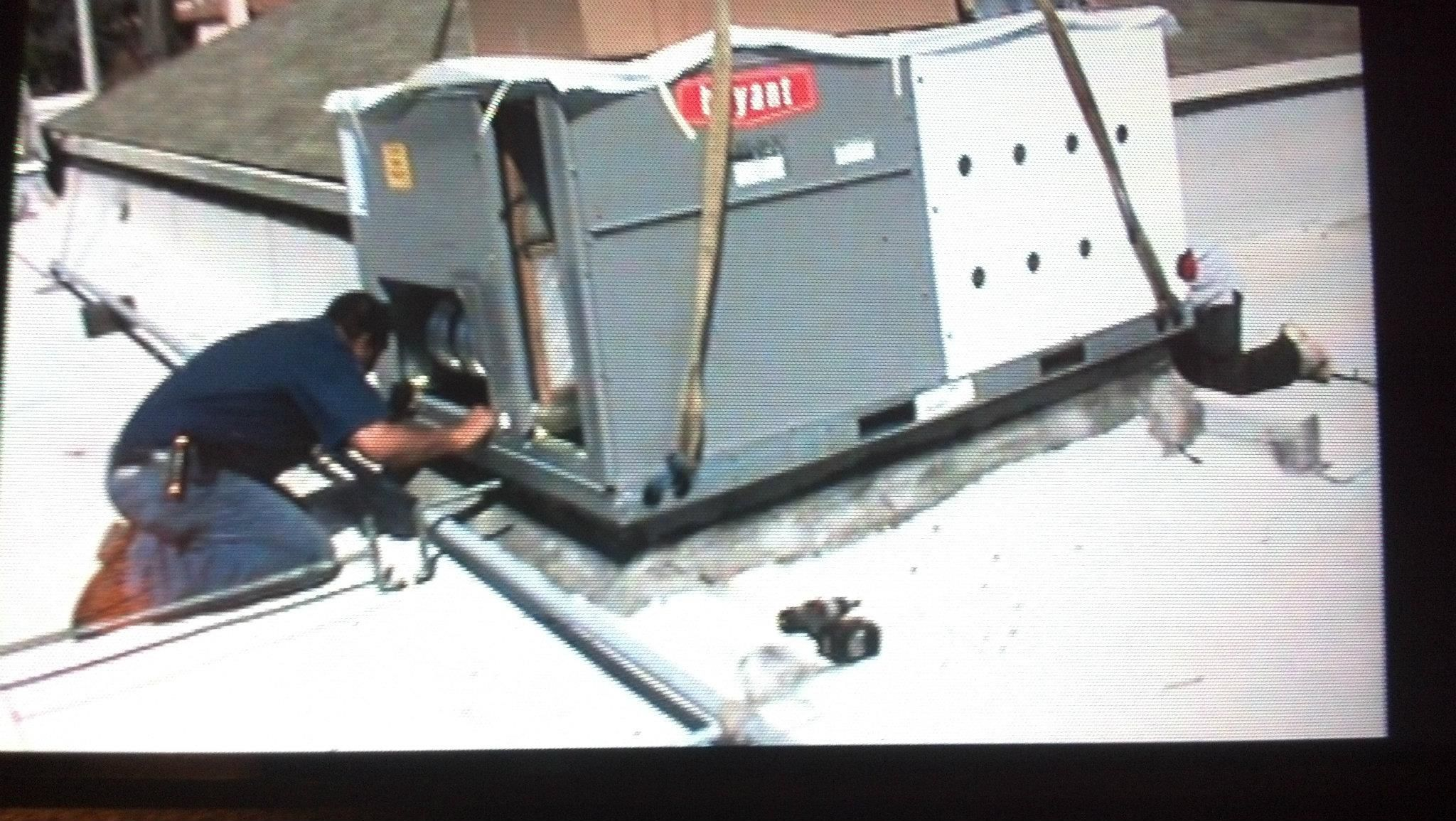 EHC Heating and Cooling We Proudly Offer: Central A/C Installation ...