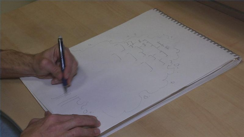 how to draw a family tree diagram