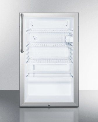 This sleek and elegant compact refrigerator offers #generous 41 cu ft capacity and amazing design It features interior light automatic #defrost adjustable wire sh...