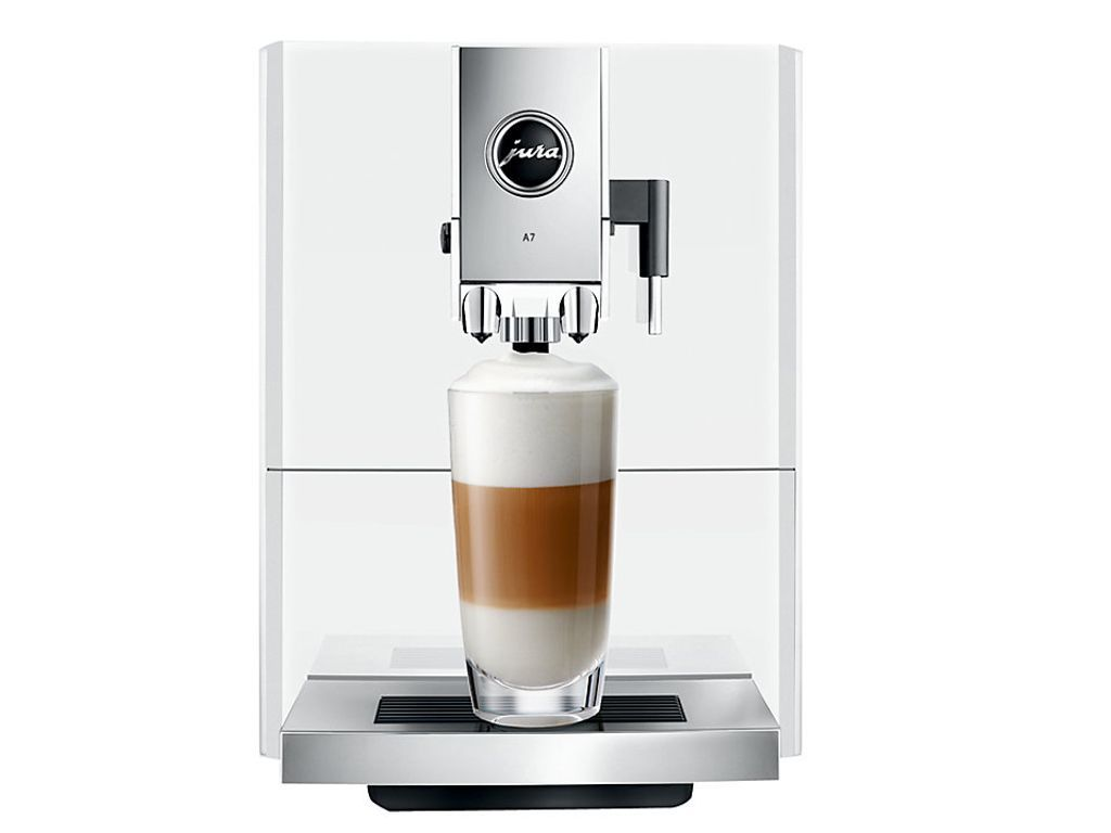 Jura A7 Bean To Cup Coffee Machine #juracoffeemachine
