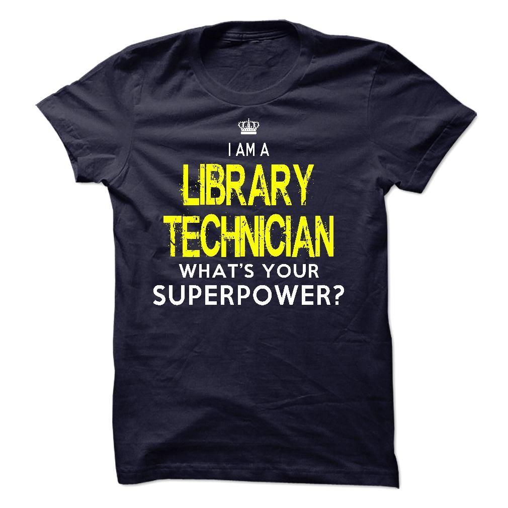 I'm A LIBRARY TECHNICIAN T-Shirts, Hoodies. Check Price Now ==►…