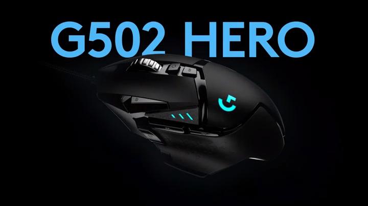 28ffab70132 Logitech G502 HERO High Performance Gaming Mouse. #Amazon #Mice #Logitech  #LogitechG502Hero