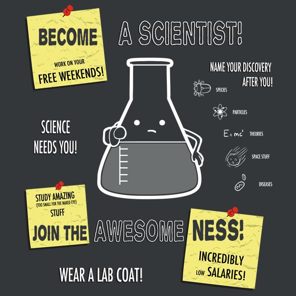 Become A Scientist Scientist How To Become Science