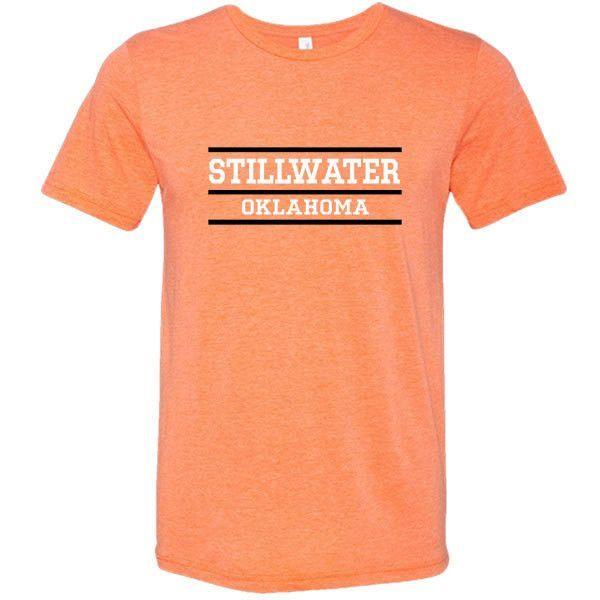 Stillwater Oklahoma Tri-blend T-shirt