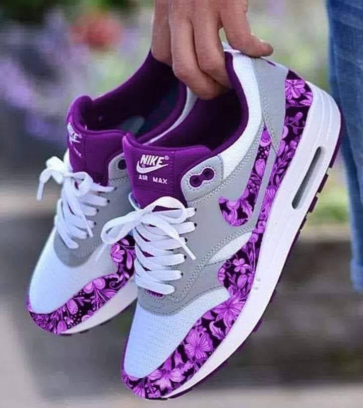 Amazing Purple Air Max | Nike air shoes