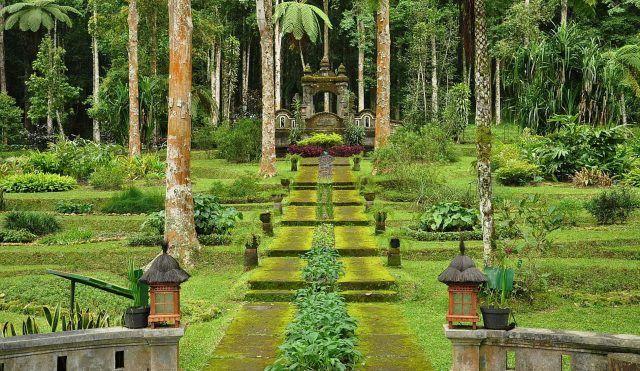 Tempat Wisata Di Bali Bedugul Country Indonesia Bali