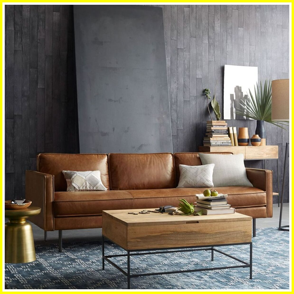 85 Reference Of Leather Couches Living Room Ideas In