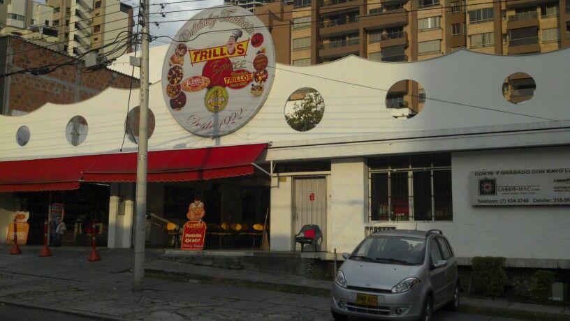 Panadería trillos en Bucaramanga por Cabecera