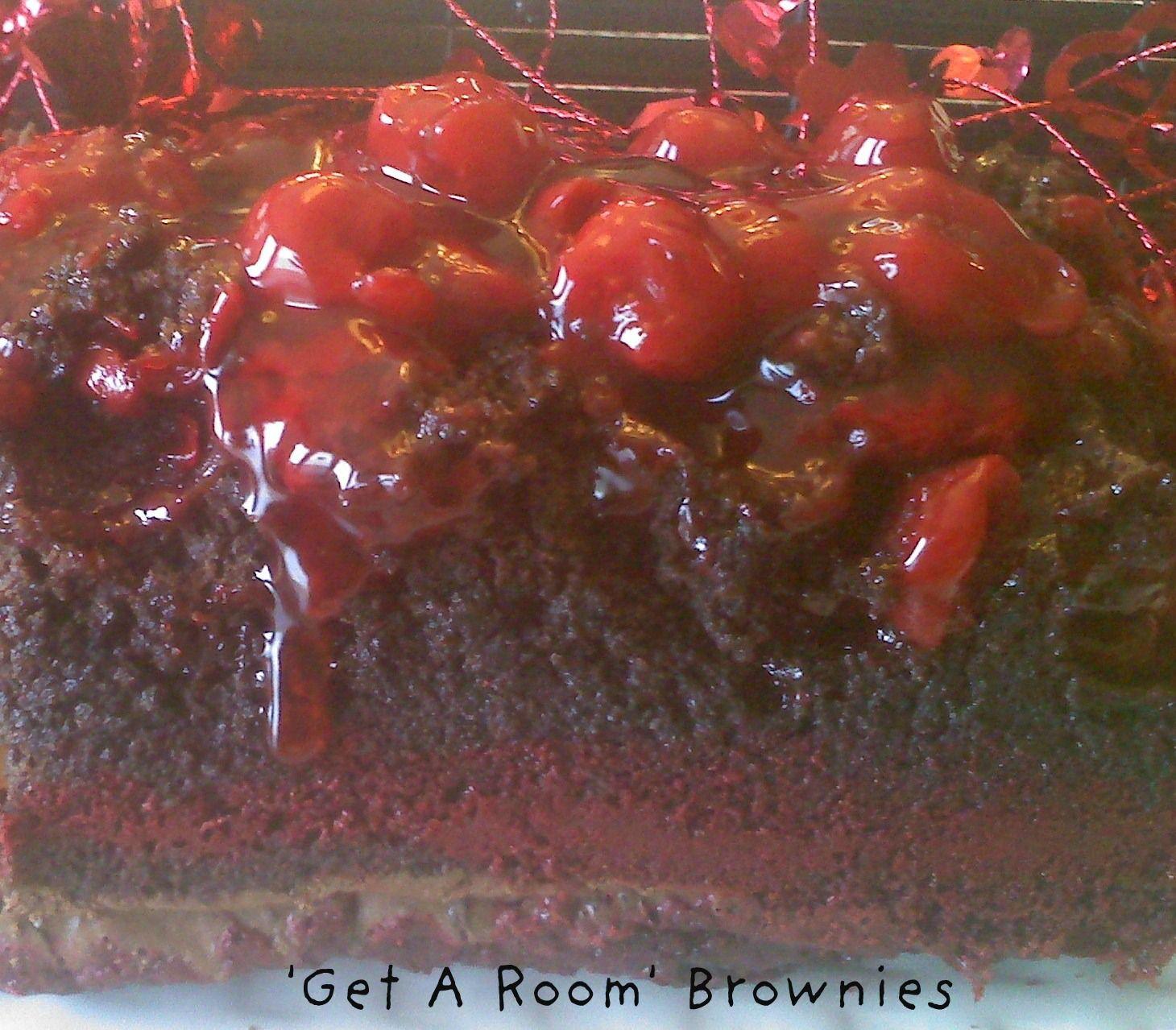 Get A Room Brownies Only Three Ingre Nts Brownie