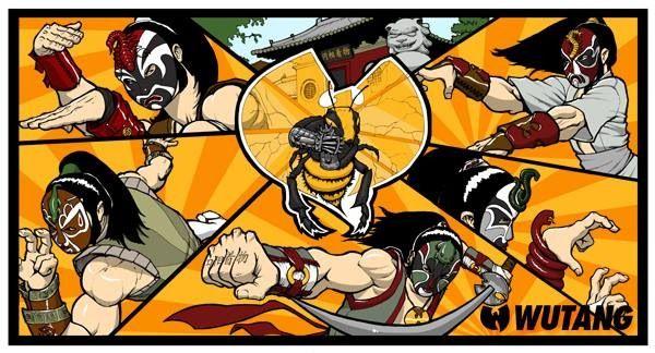 Five Deadly Venoms WU style