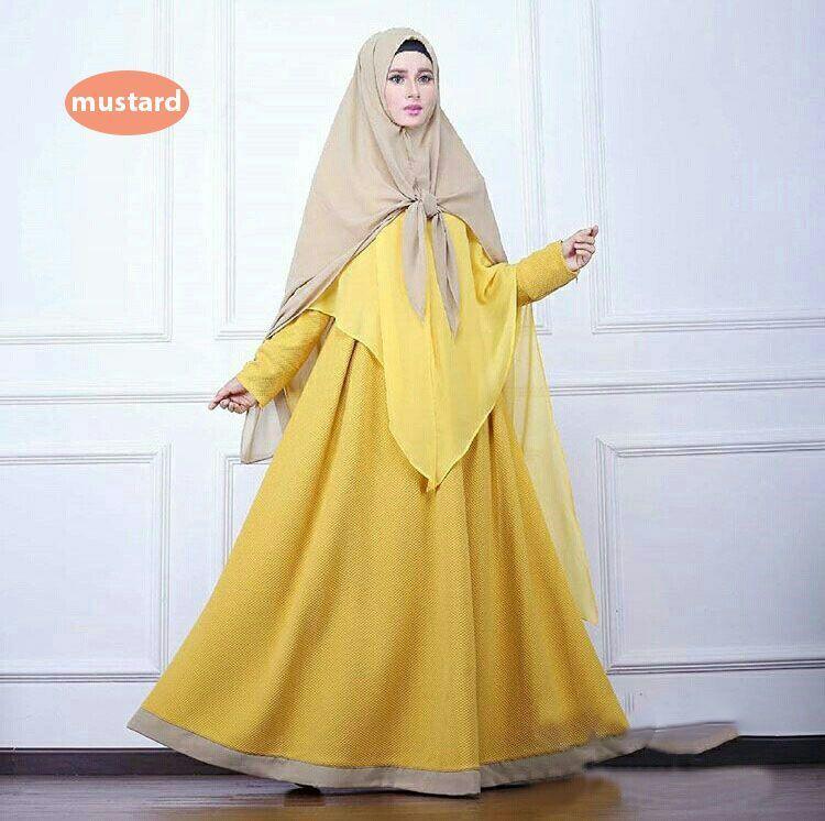 Baju Warna Kuning