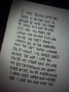 Exactly how I feel about my love...