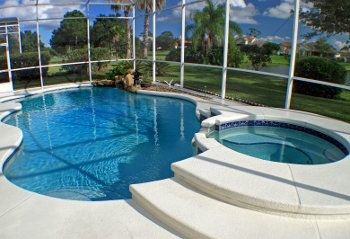 How Much Does An Indoor Pool Cost Pool Pricer Pool Cost Spa Pool Pool Renovation