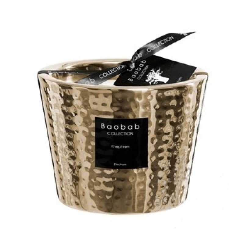 bougie baobab khephren max 10 candles candle containers candle packaging et candles. Black Bedroom Furniture Sets. Home Design Ideas