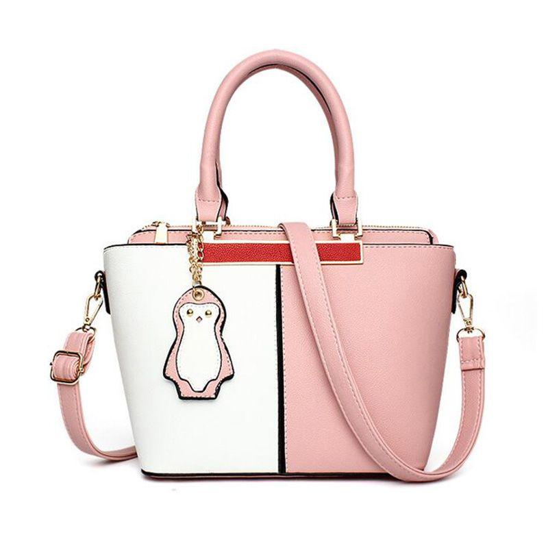 f84cb1bfbd76 Hot Women Handbags Cartoon Feminina Bags Shoulder Bags Mujer Sac European  Brand Designer Girl Mini Messenger