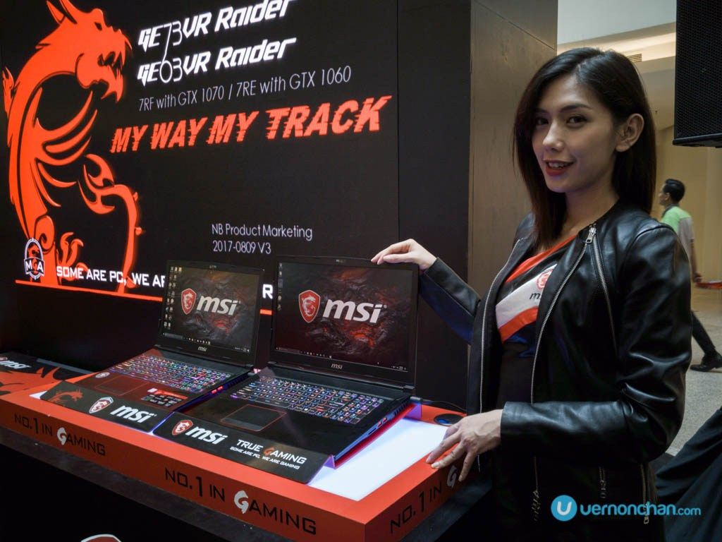 New Msi Ge73vr And Ge63vr Raider Gaming Notebooks Pack A Punch With Images Msi Gaming Notebook Games