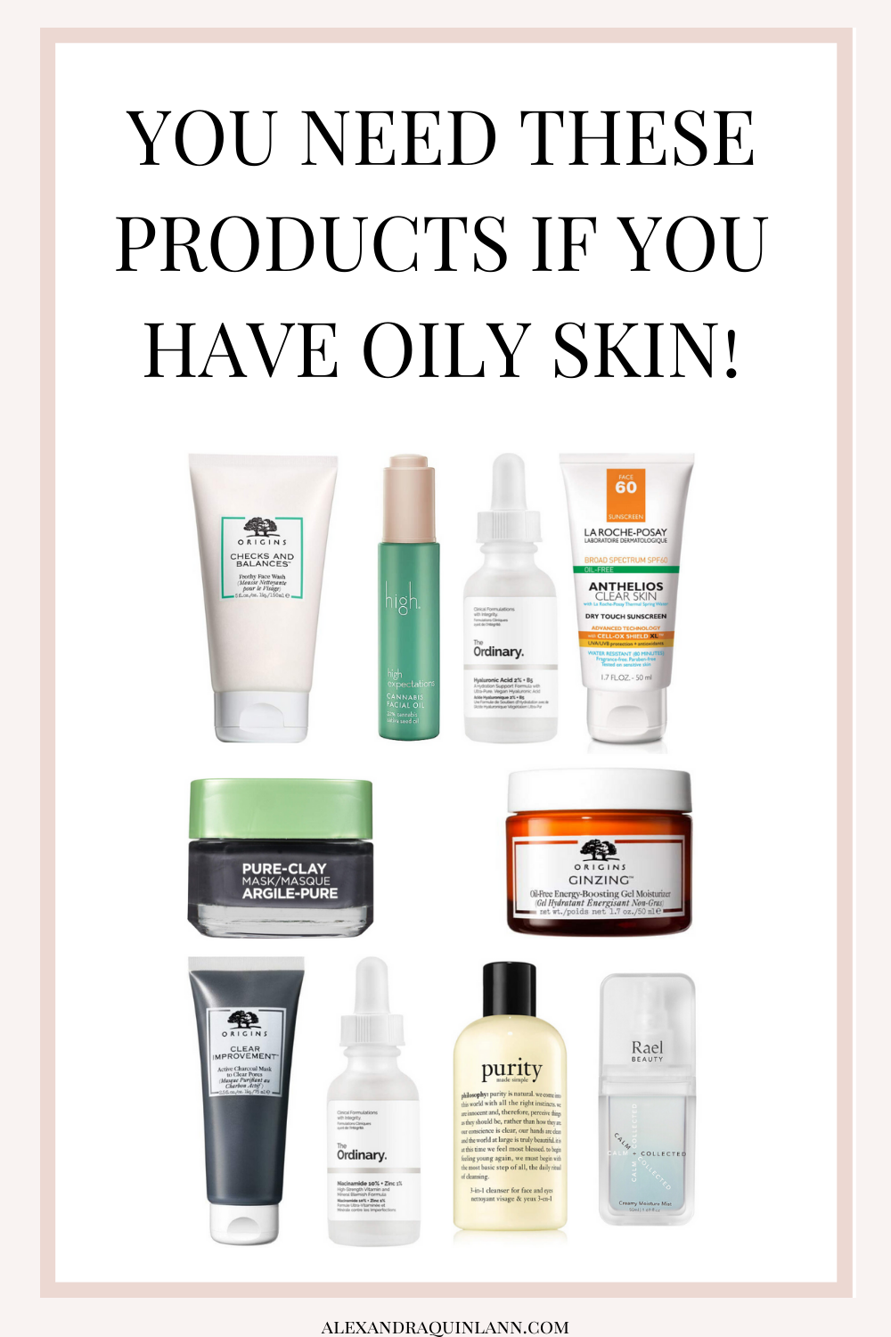 These Are The Skincare Products For Oily Skin You Need To Try In 2020 Skincare For Oily Skin Oily Skin Best Skincare Products