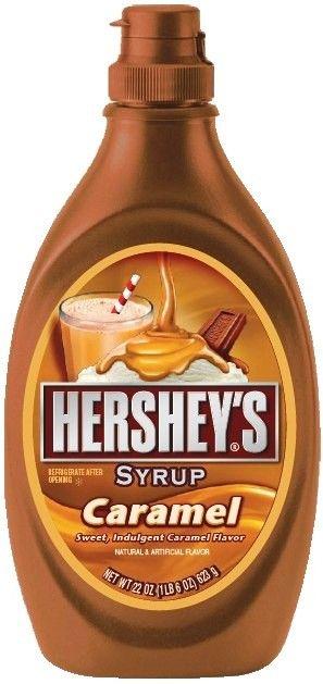 caramel syrup - Google Search