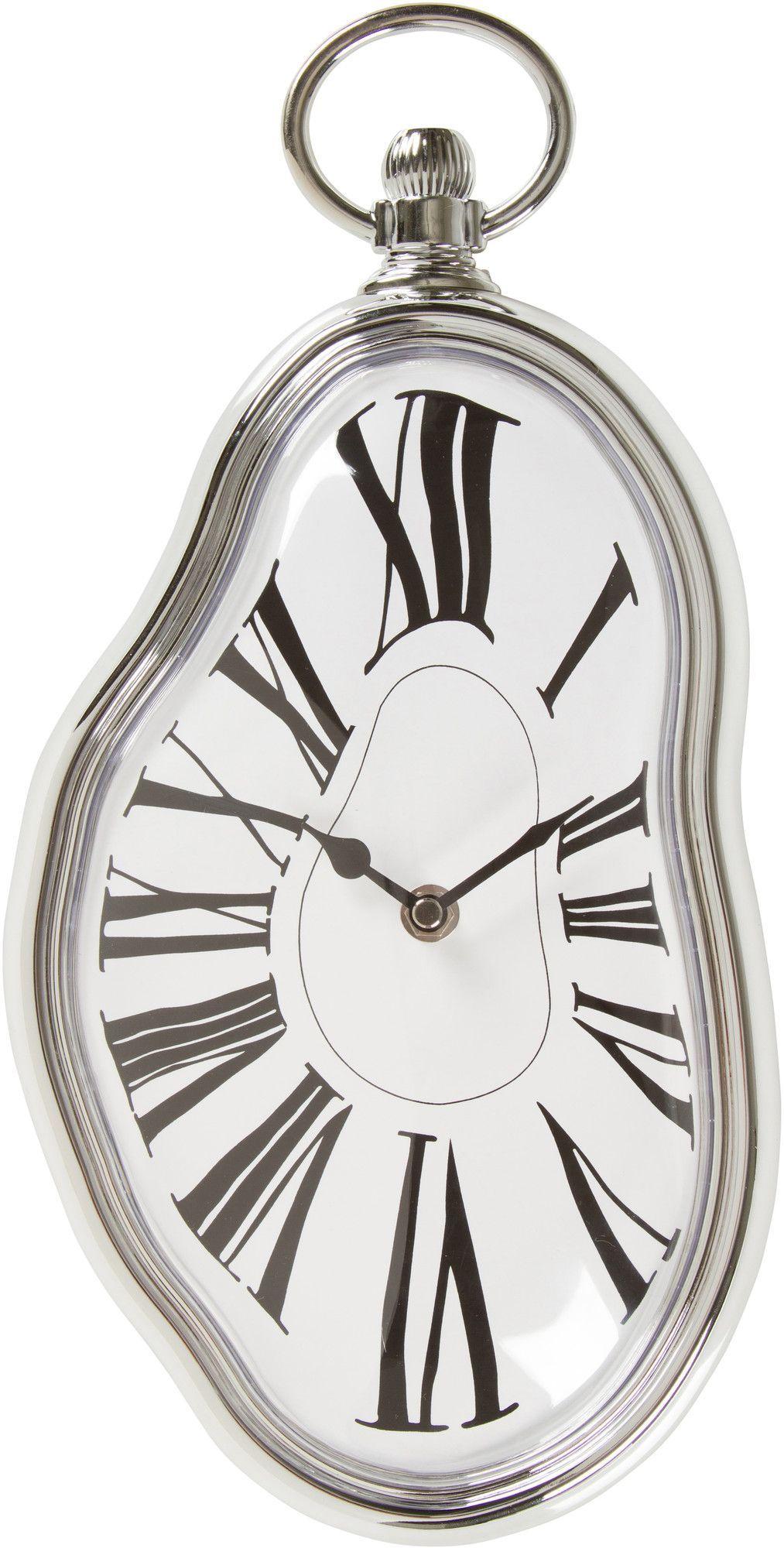 Over Sized Garfield 28 Quot Wall Clock Melting Clock Clock