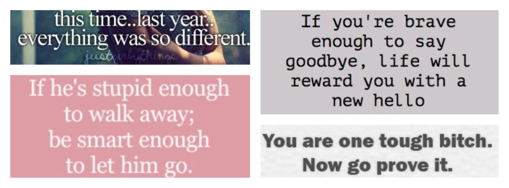 Happy Break Up Anniversary 2 10 12 Anniversary Quotes Amazing Quotes Breakup
