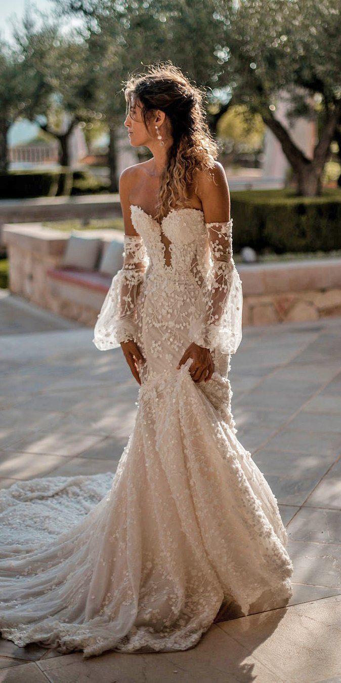 30 robes de mariée sirène que vous admirez | Mariage en avant   – Wedding Dresses
