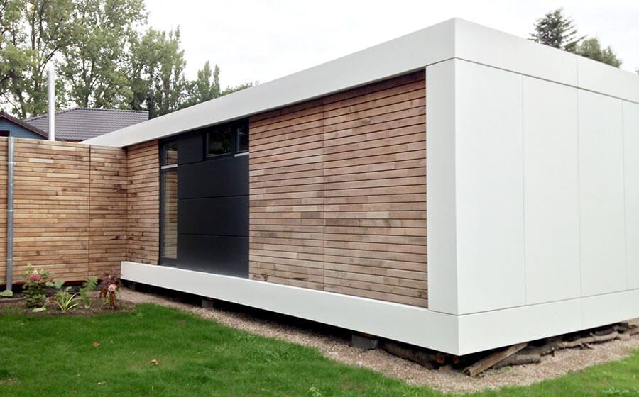 Container Ferienhaus cubig ferienhaus bungalow self build prefab houses