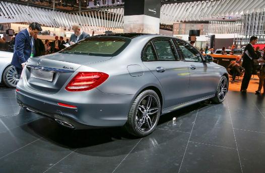2019 Mercedes Benz E Class Design Price And Release Date
