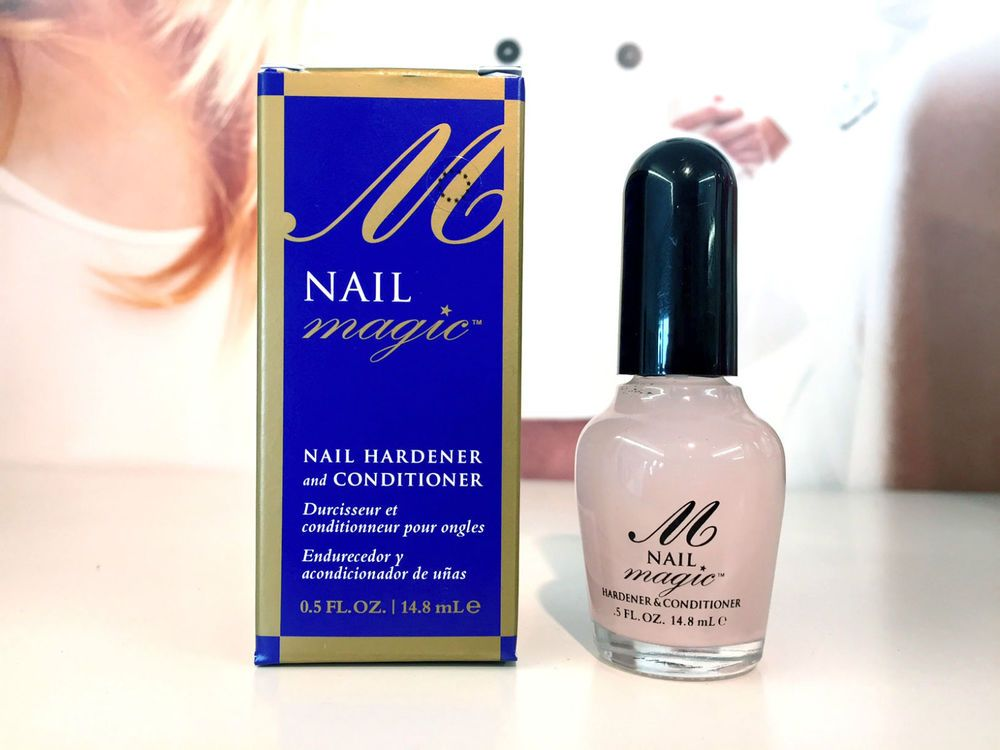Nail Magic Nail Hardener and Conditioner 15ml Large size! Amazing ...