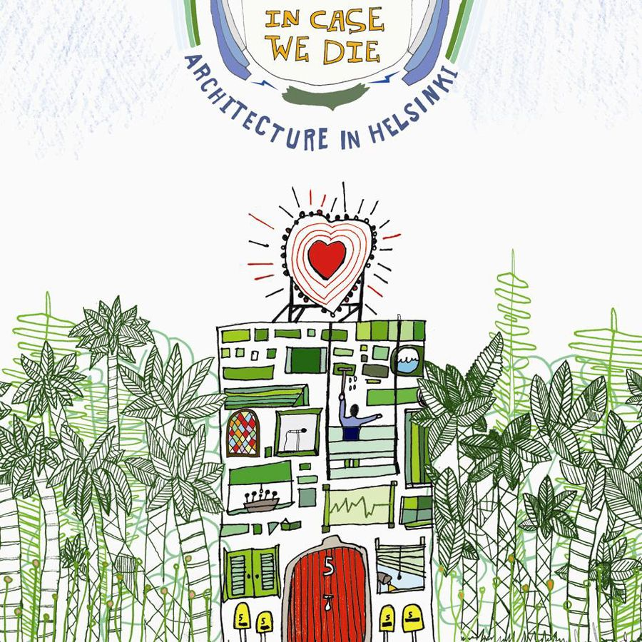 Architecture In Helsinki - In Case We Die : CD Album