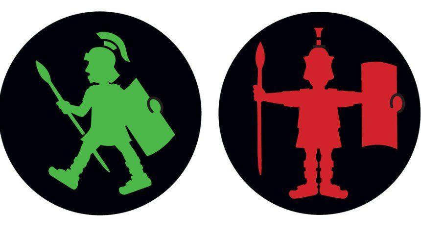 Ampelmannchen Bergkamen Fuhrt Romer An Ampeln Ein Der Spiegel
