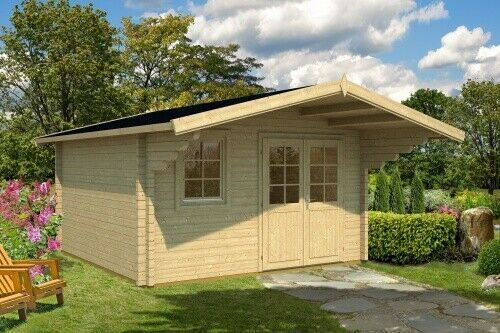 eBay Sponsored Tene Gartenhaus Malaga A 70 380x320cm