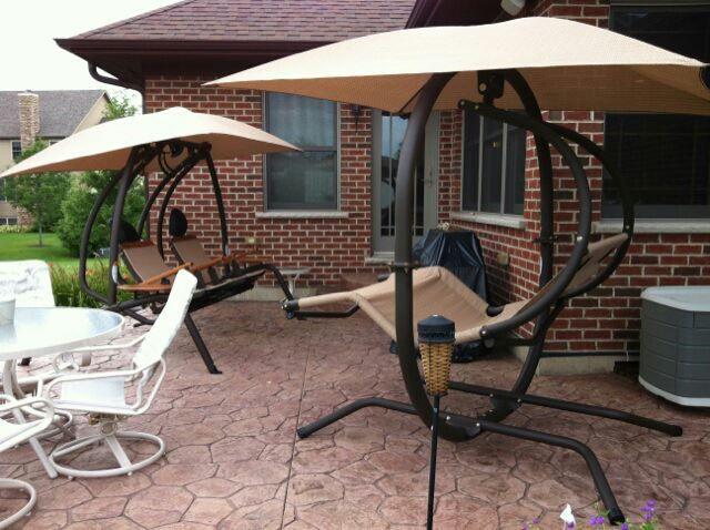 Patio Furniture That Will Last For Years. Sunset Swings By Total Comfort  Swings Has You